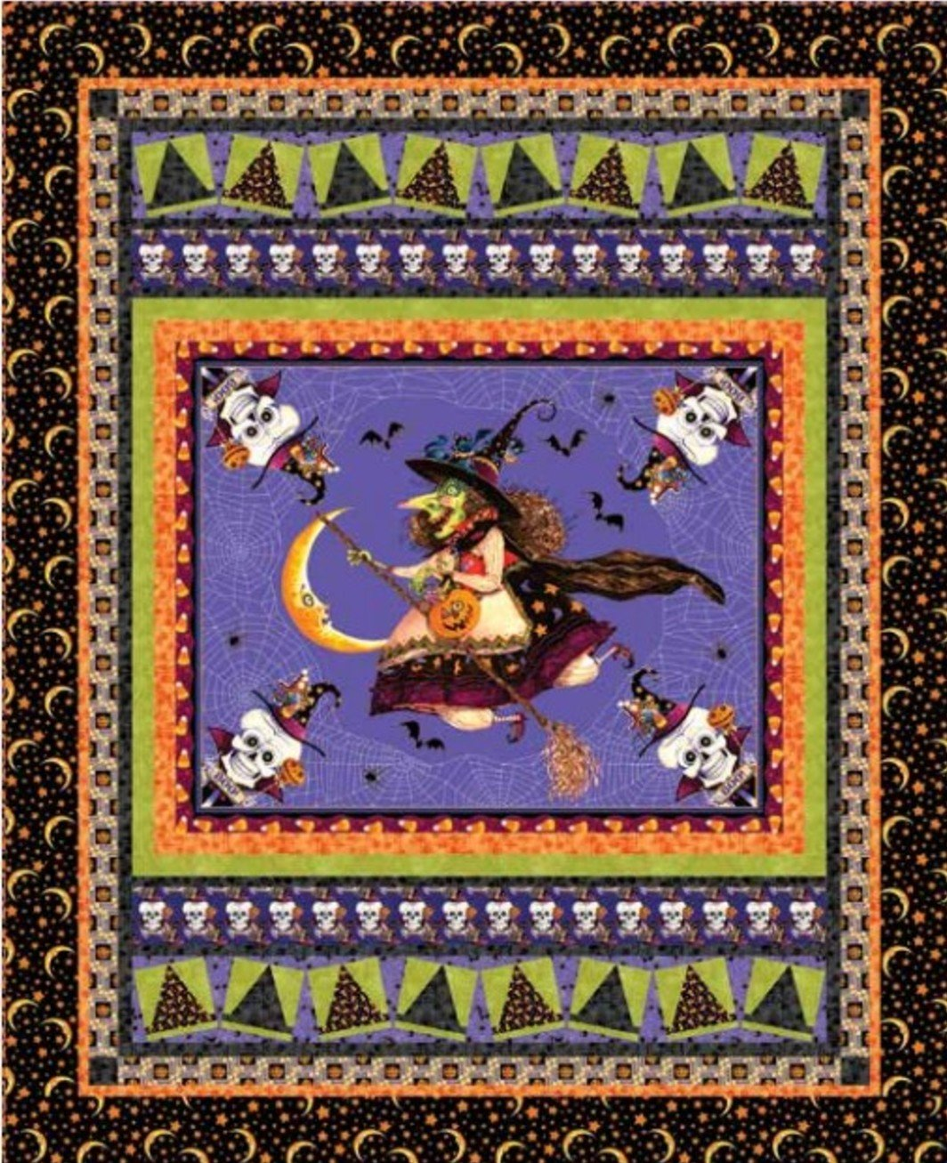 Witchful Thinking Quilt Kit