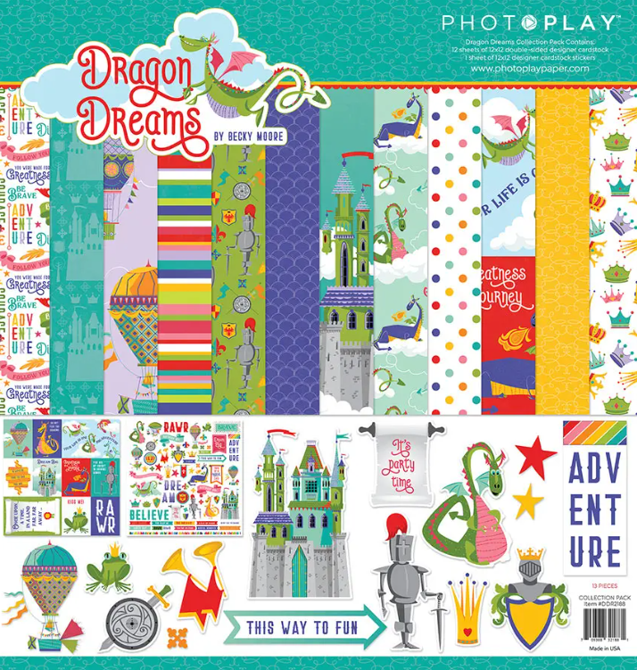 Dragon Dreams Collection Pack