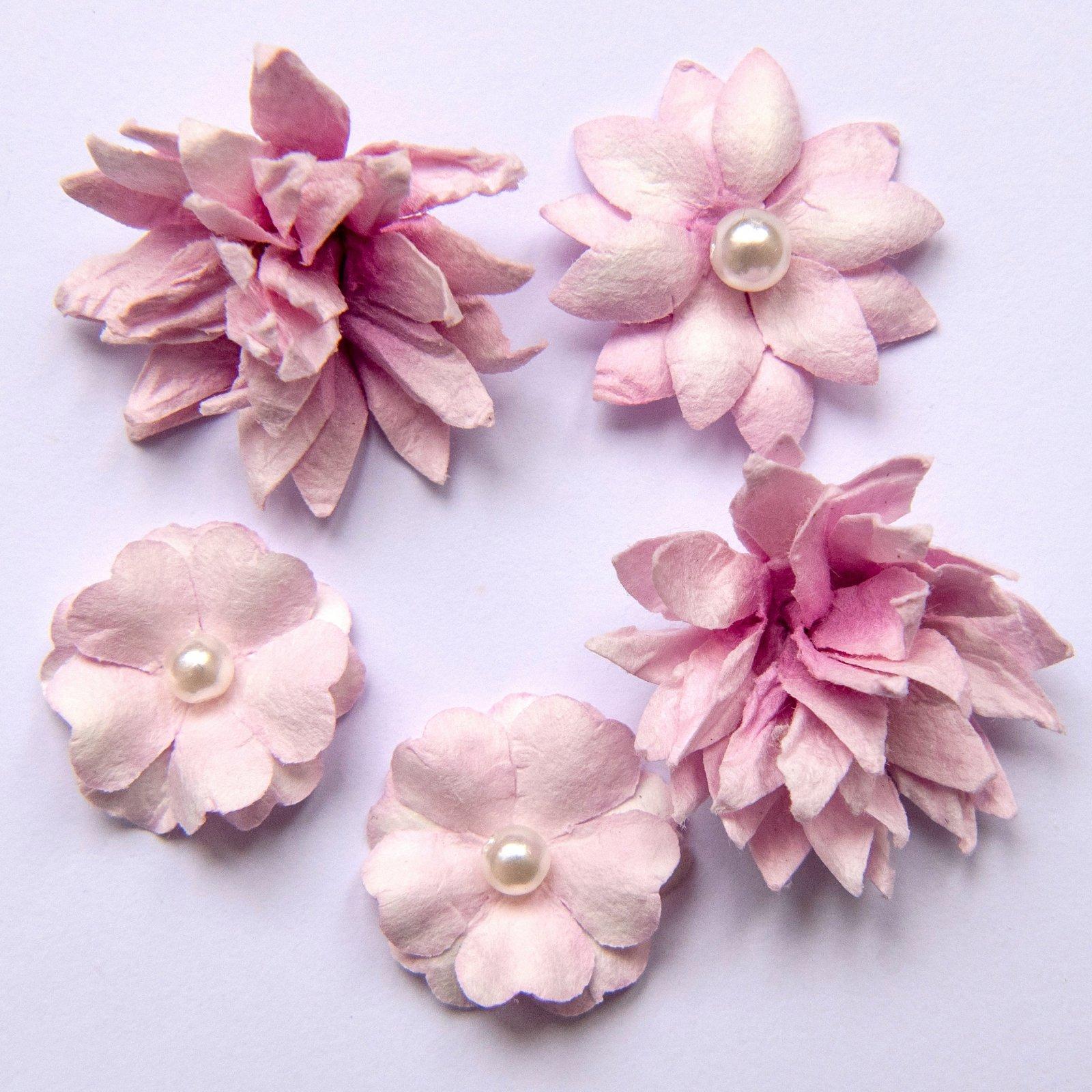 Flower mini series punch