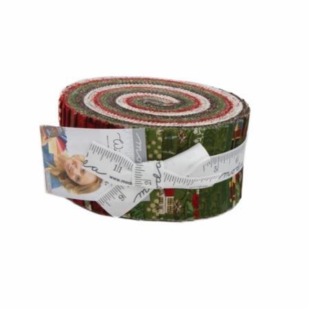 Winter Village Jelly Roll ®