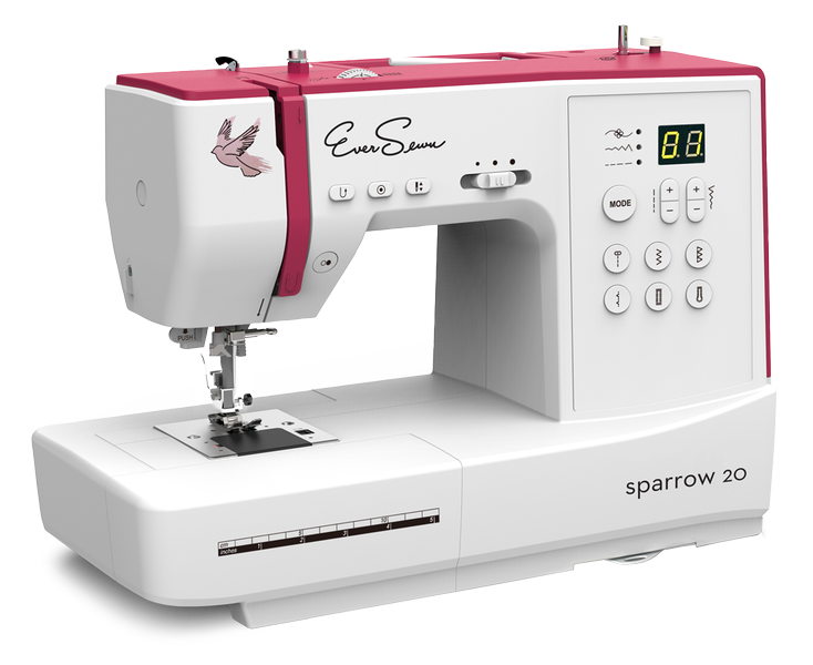 Ever Sewn Sparrow 20 Computerized Sewing Machine