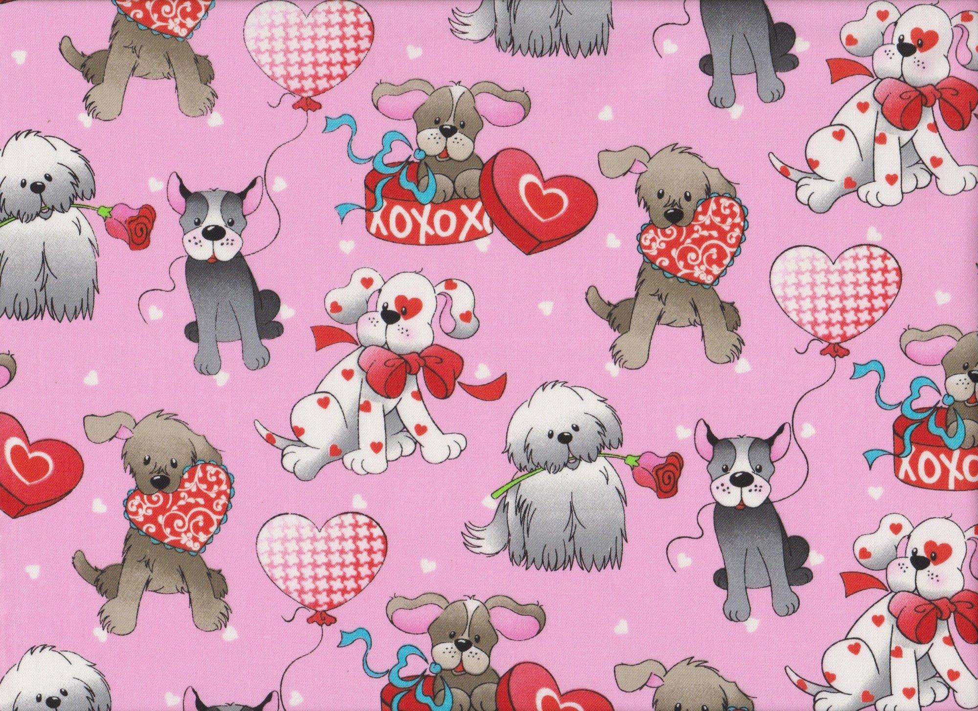 Love Pups Pink