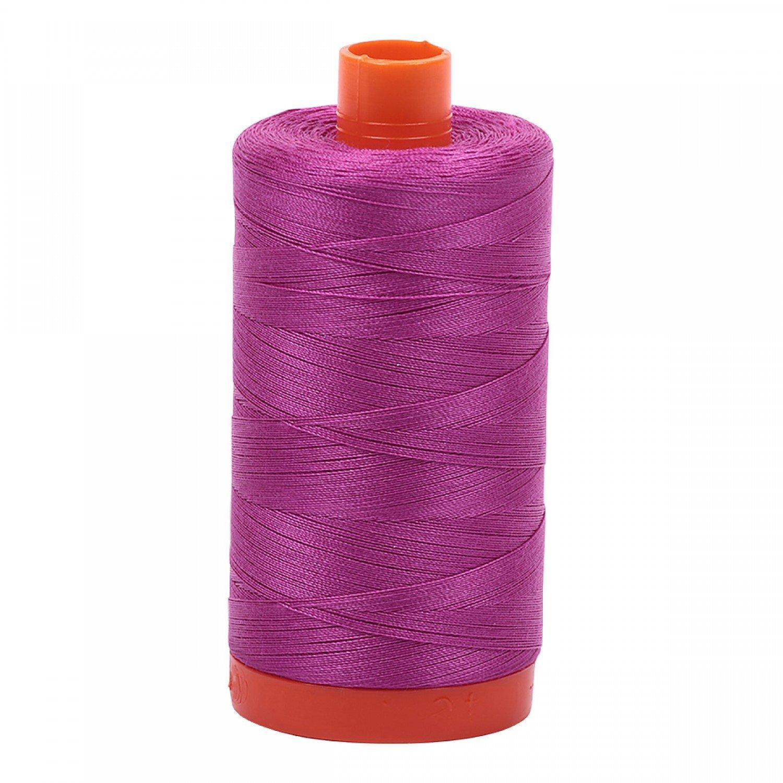 Aurifil 50wt Cotton 1422yd Magenta