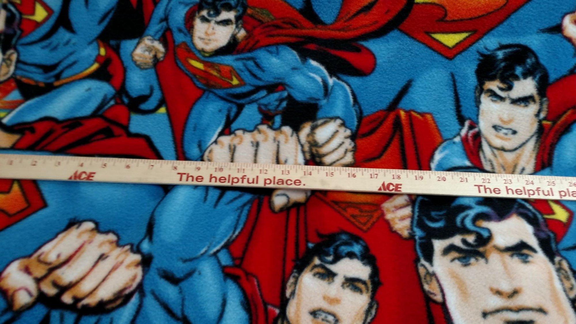 Superman FLeece