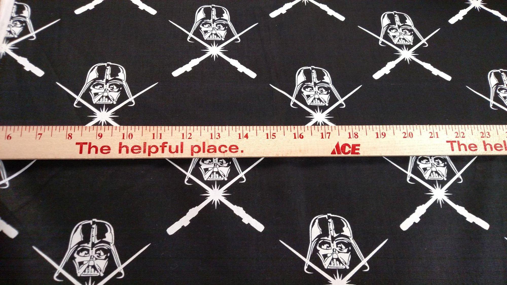 Darth Vader GITD