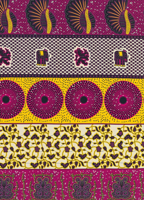 African Wax Print Adah