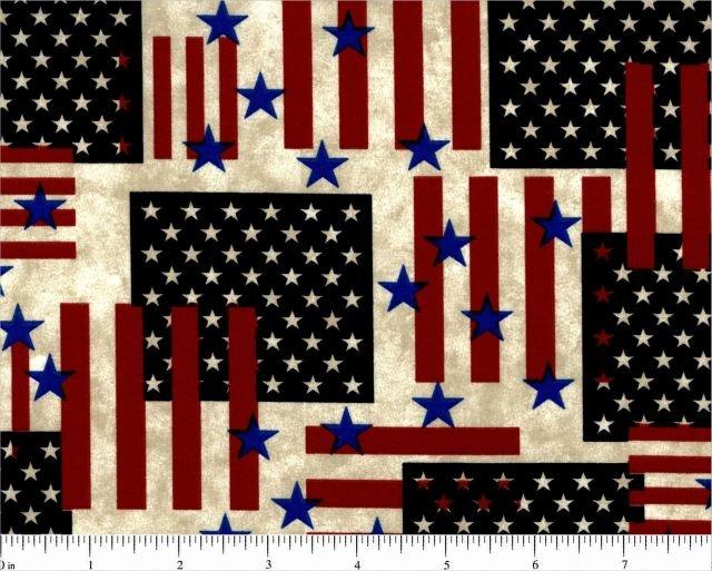 Patriotic Print