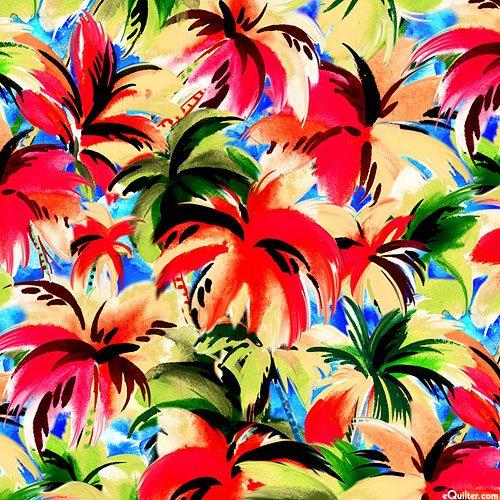 Beachy Keen Palm Trees