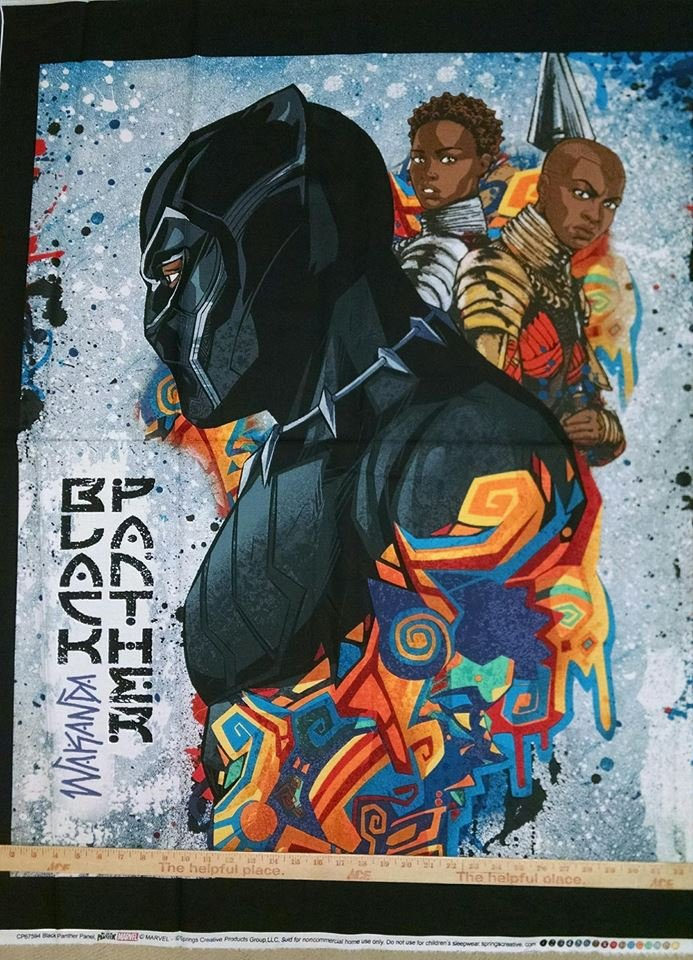 Black Panther Panel
