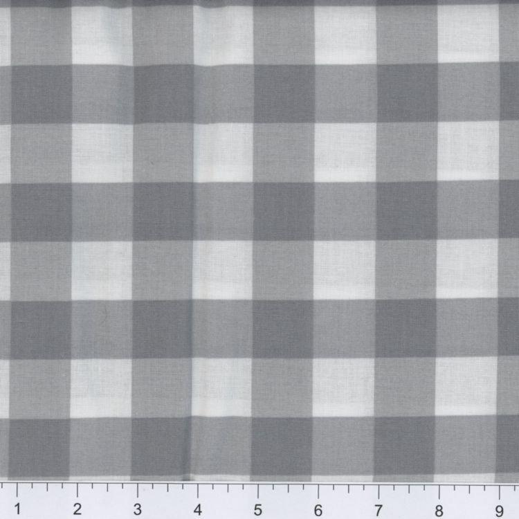 1 Checkers Lt. Gray/White