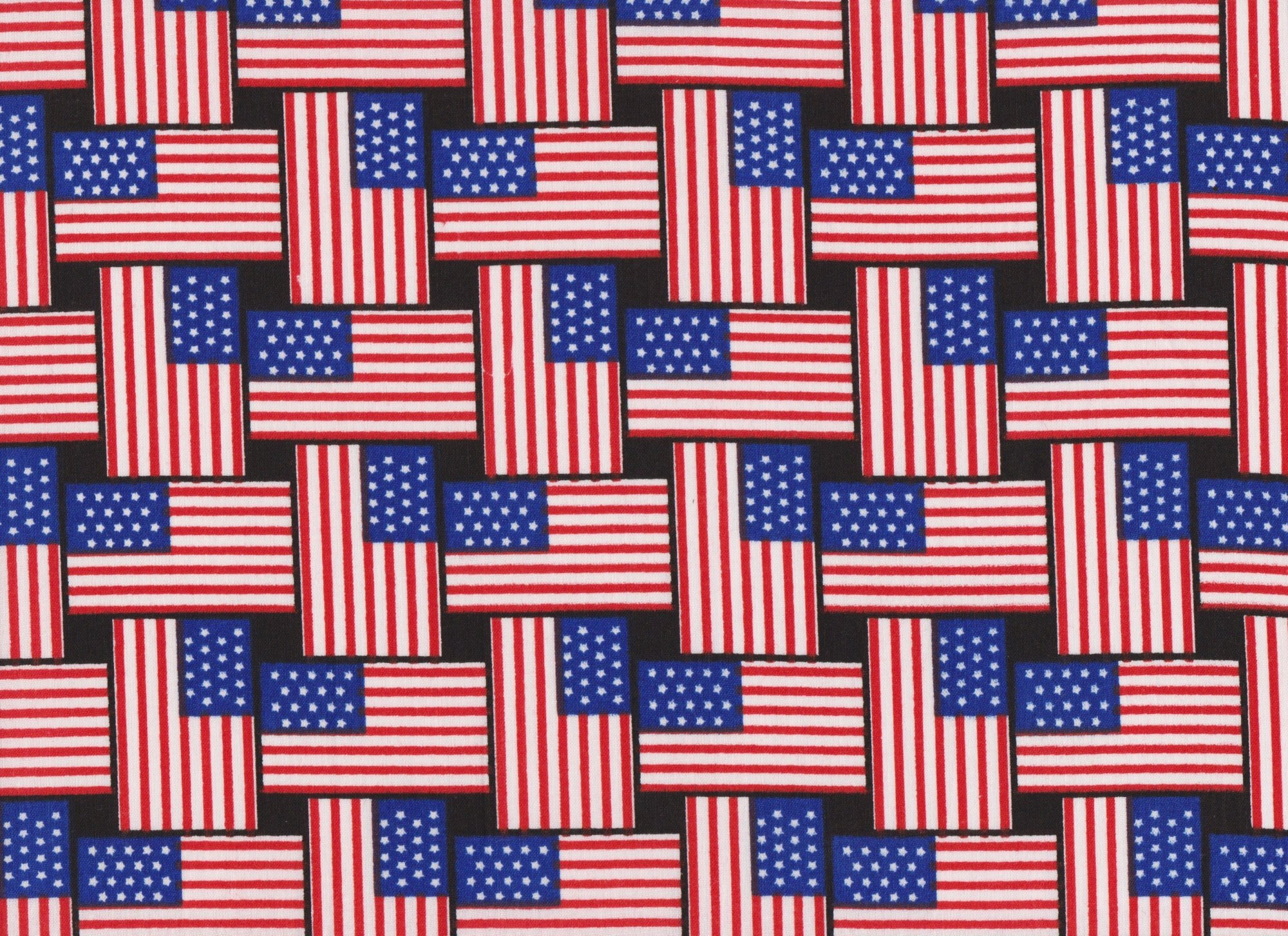 Weaved Flags