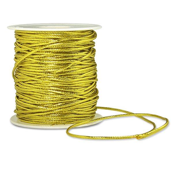 Rattail Tinsel Cord Metallic Gold