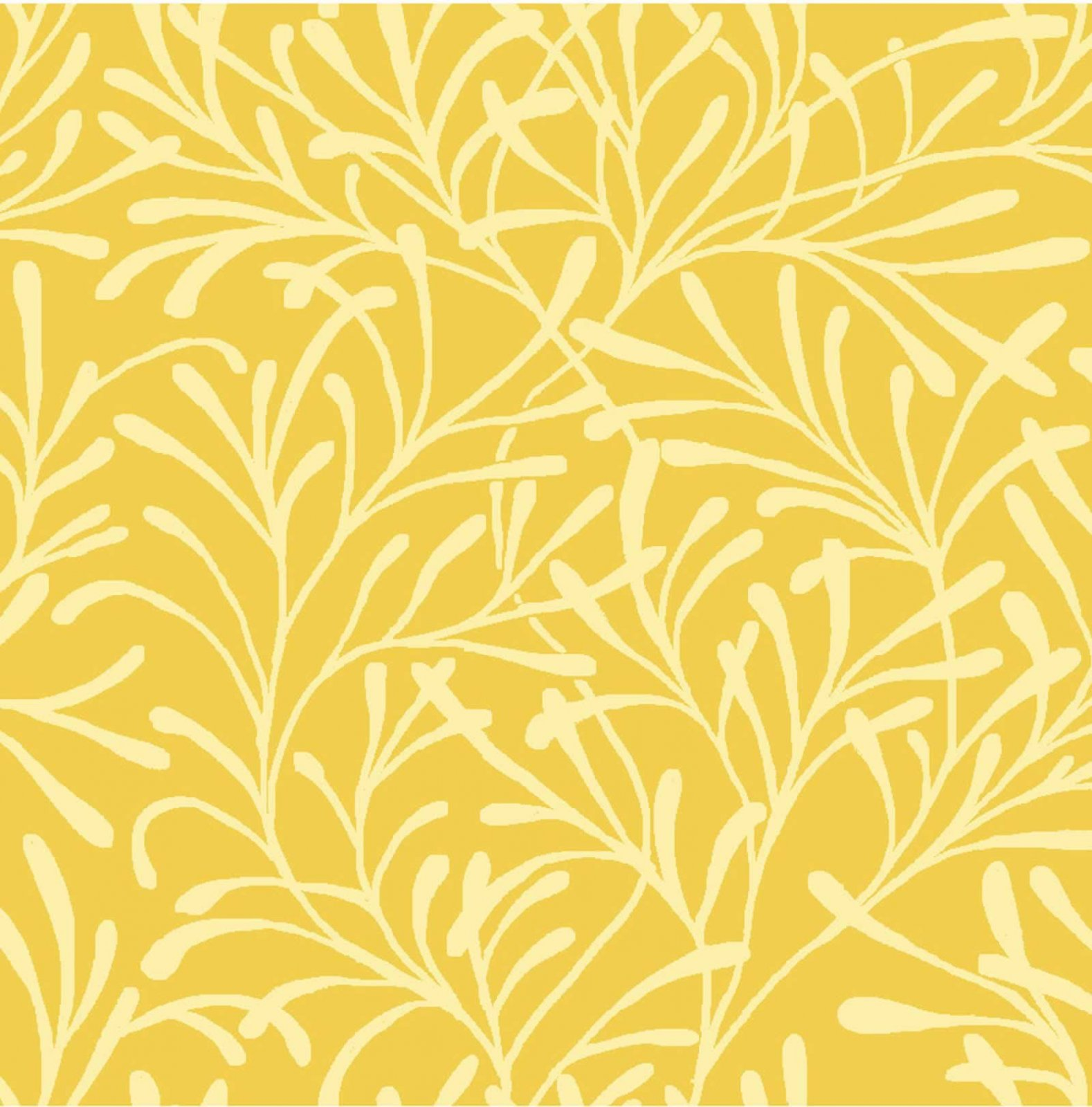 Fronds Yellow