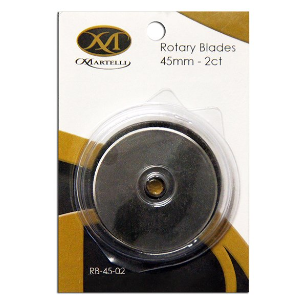 45mm Replacement Blades 2/pk
