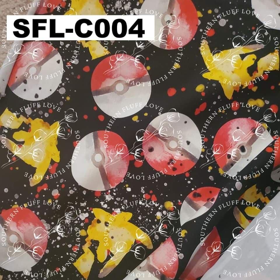 Custom Print Cotton Lycra Knit