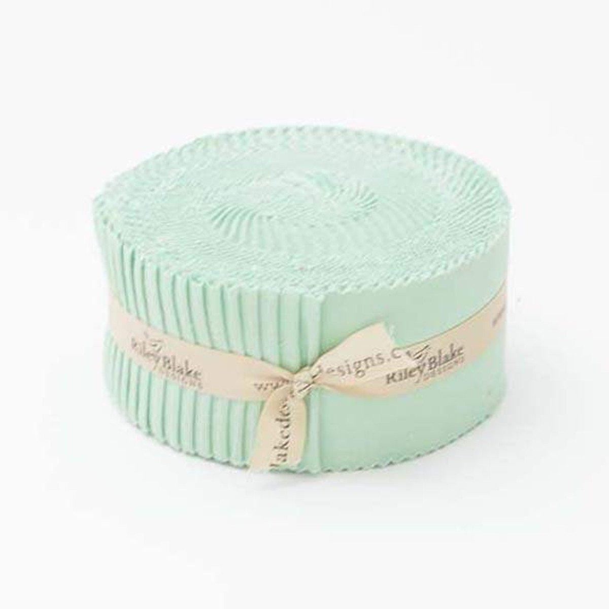 Confetti Sweet Mint 2.5in Rolie