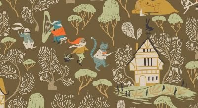 Rae Ritchie Fables Print