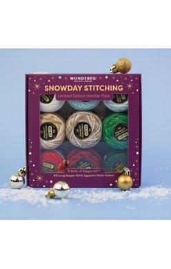 Snowday Stitching 9 Ball Pack