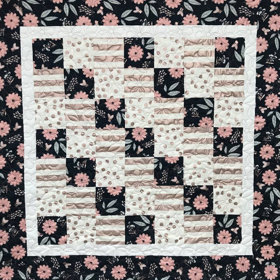 Simple Charm Quilt