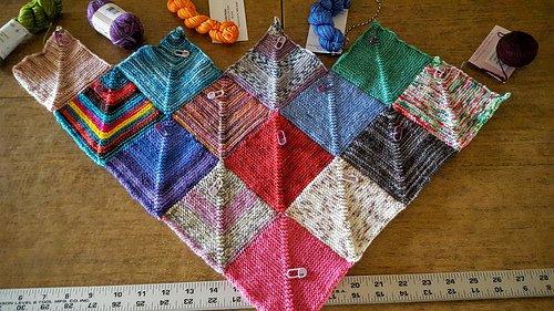 2021 Friends Blanket Year Long Project Kit
