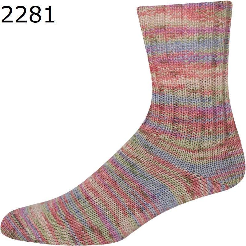 Online Supersocke 4 Ply Aspen Color #2281