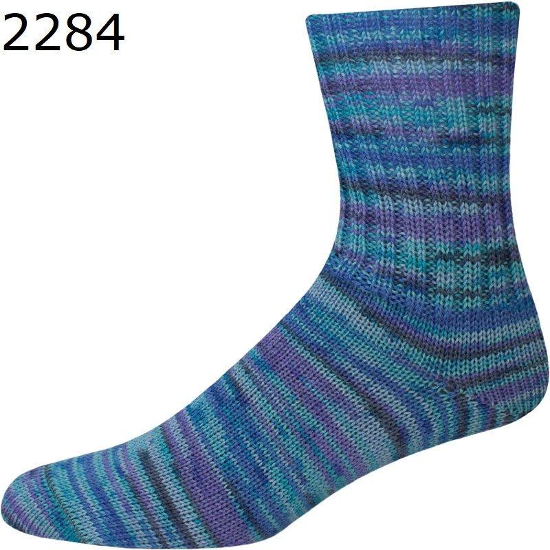 Online Supersocke 4 Ply Aspen Color #2284