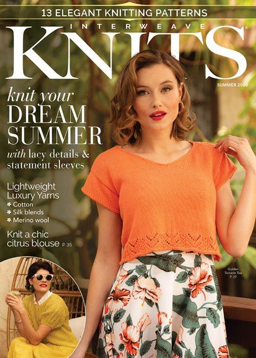Interweave Knits Summer 2020