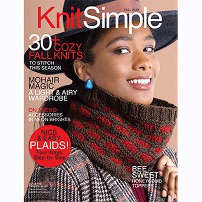 KnitSimple Fall 2019