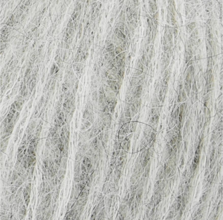 Alpaca Classic 101 Feather Grey Melange