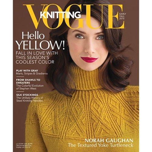 Vogue Knitting Winter 2018/19