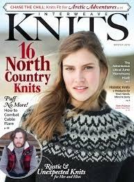 Interweave Knits Winter 2018