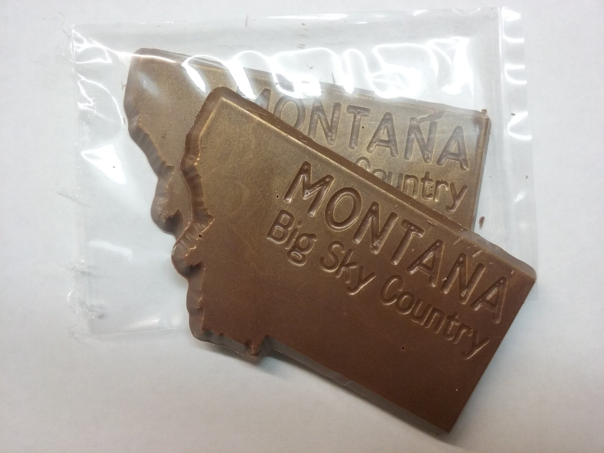 Montana State Bar (Milk Chocolate)