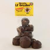 Lil' Cinnamon Grizzlies  (Dark Chocolate)