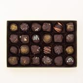 Decadent Dark 24pc Chocolate Box
