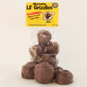 Lil' Cinnamon Grizzlies (Milk Chocolate)