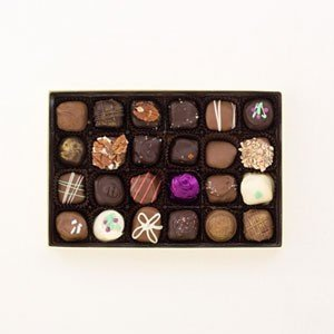 Custom 24 Piece Chocolate Box