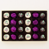 Huckleberry Cream 24pc Chocolate Box