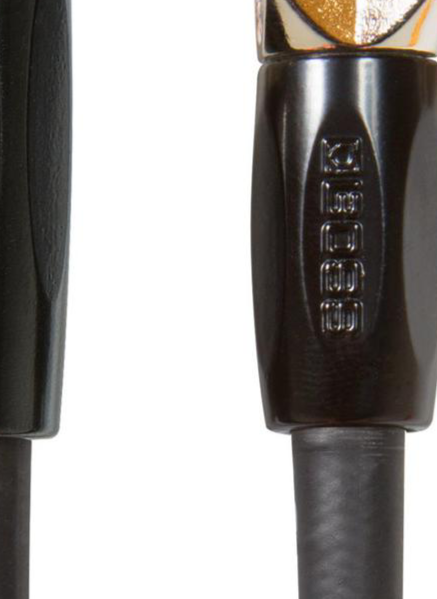 Boss Instrument Cable - 15ft  RT Angle