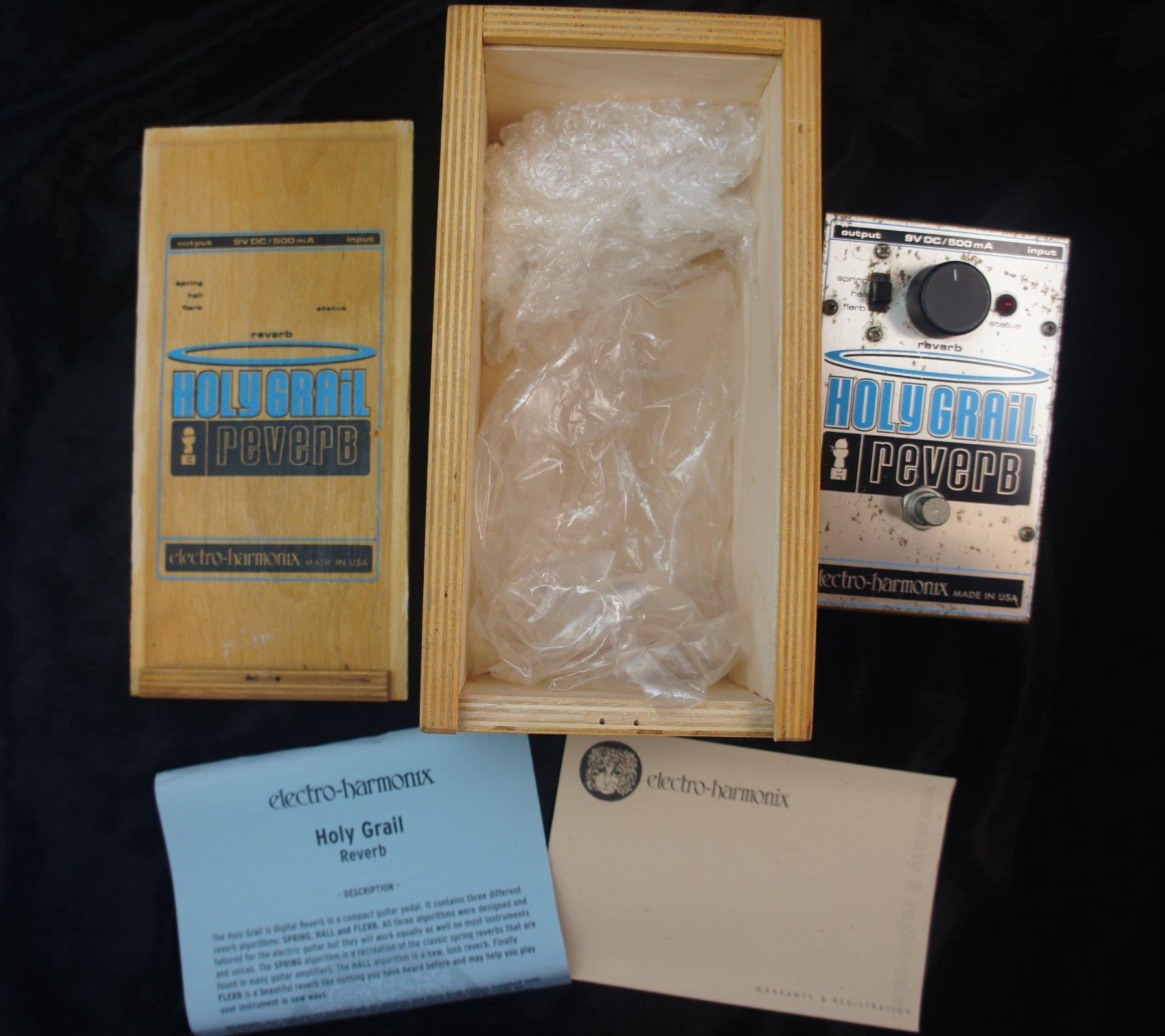 Electro Harmonix Holy Grail (used)