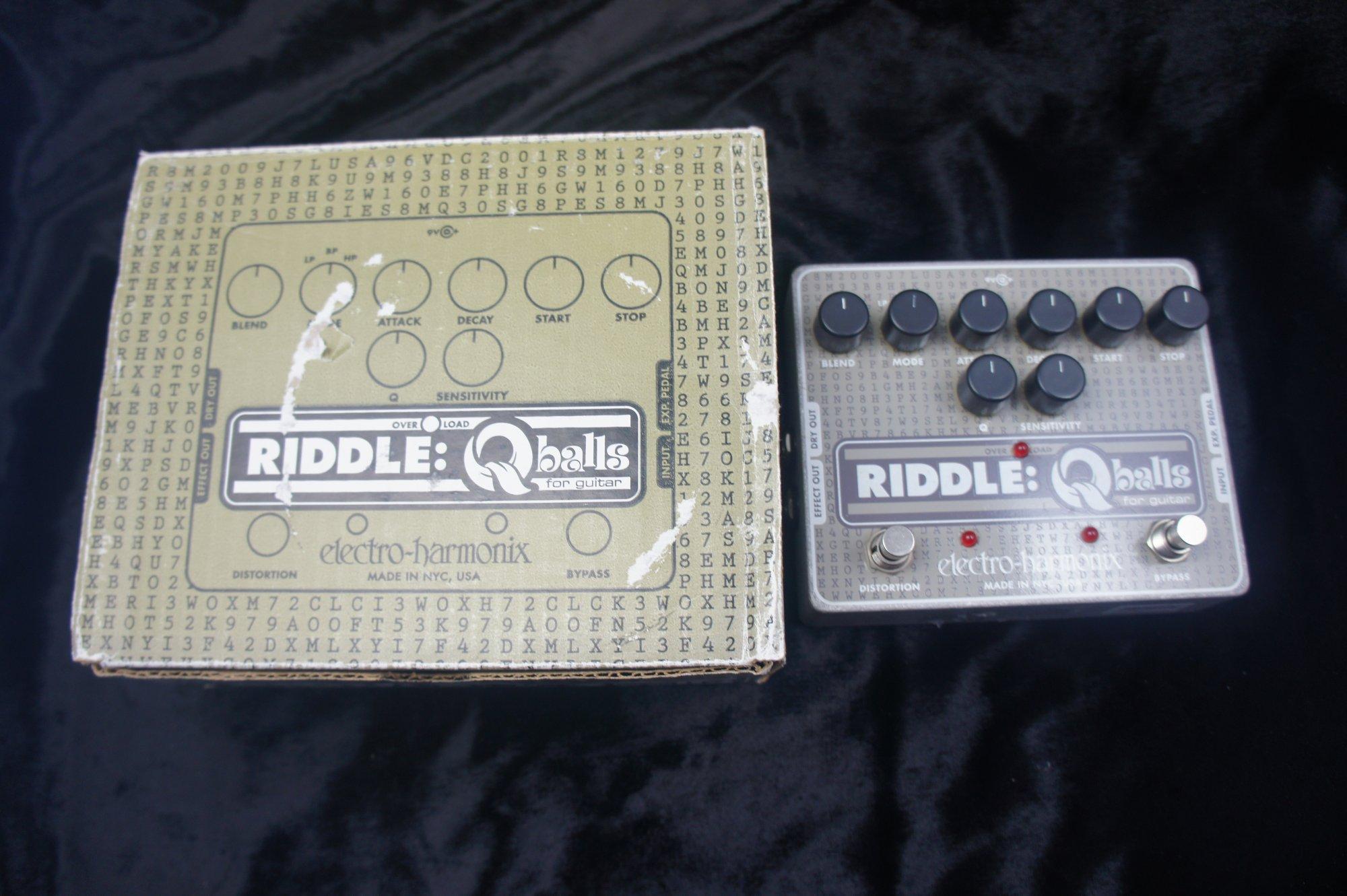Electro-Harmonix Riddle: Q Balls (used)