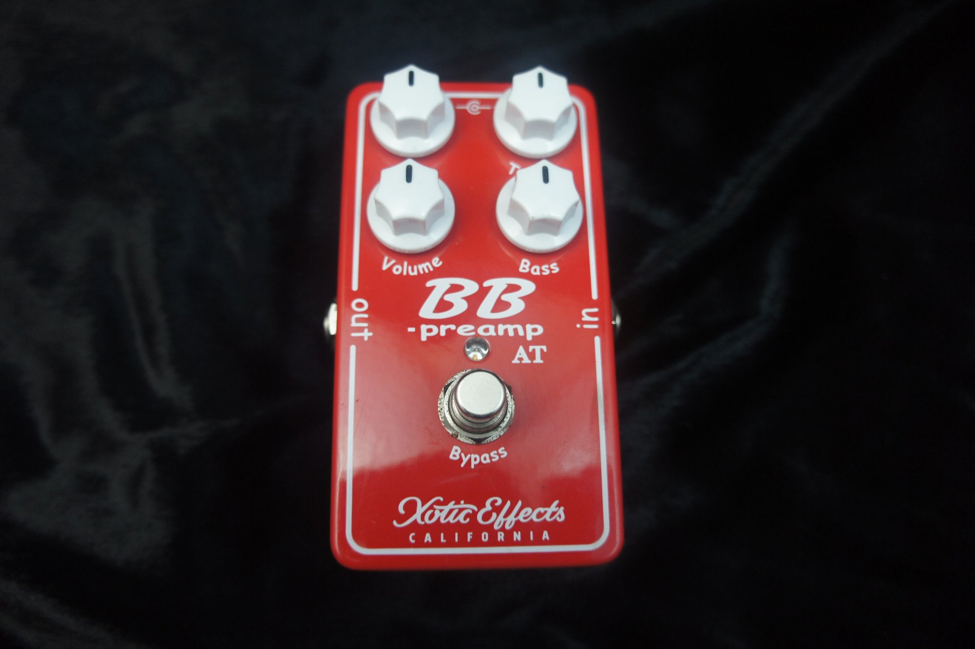 Xotic Effects BB Pre Amp AT (Used)