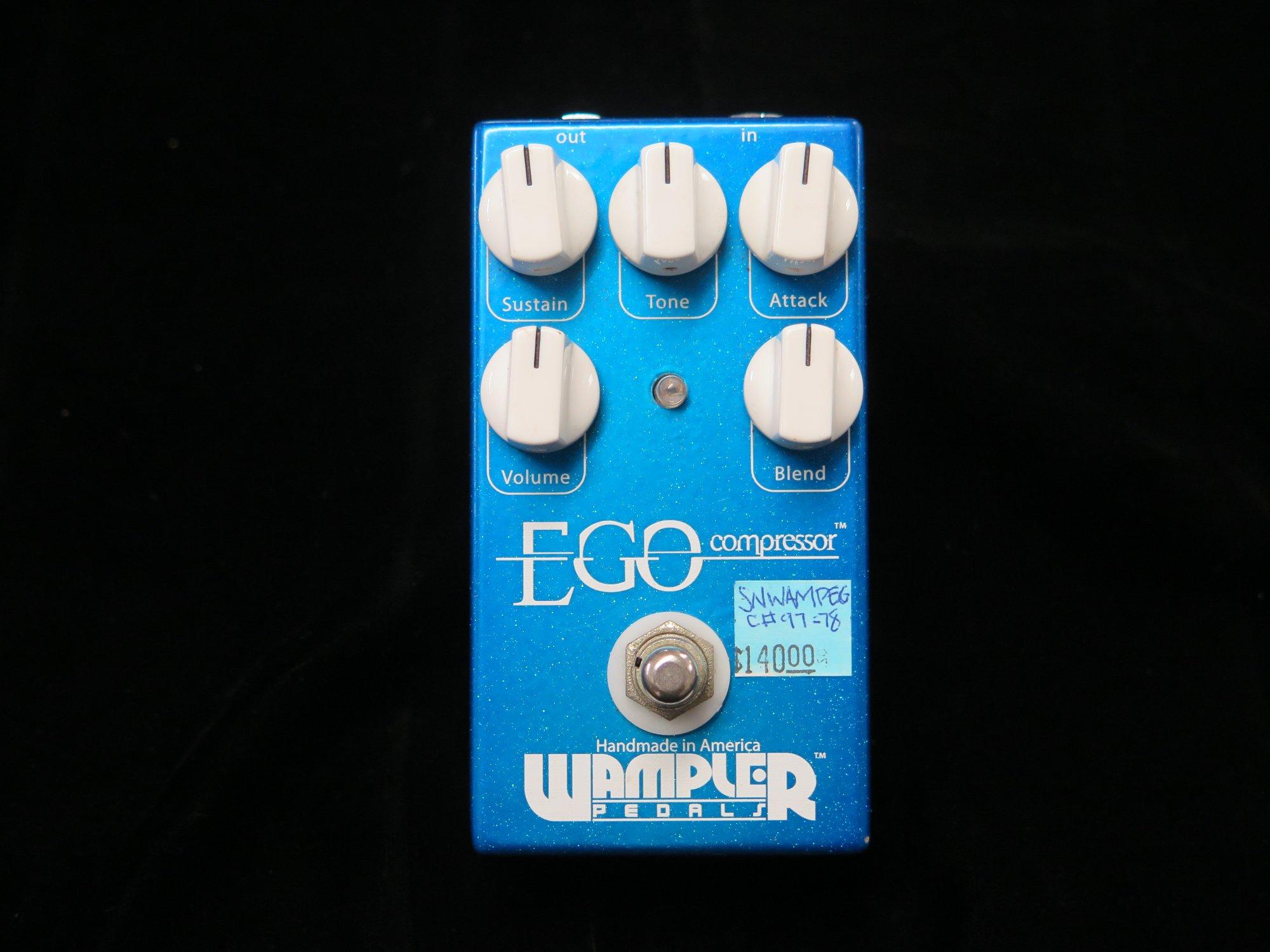 Used - Wampler Ego Compressor