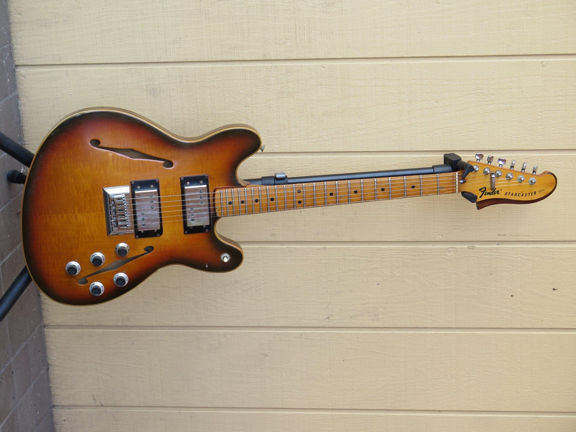 1974 Fender Starcaster
