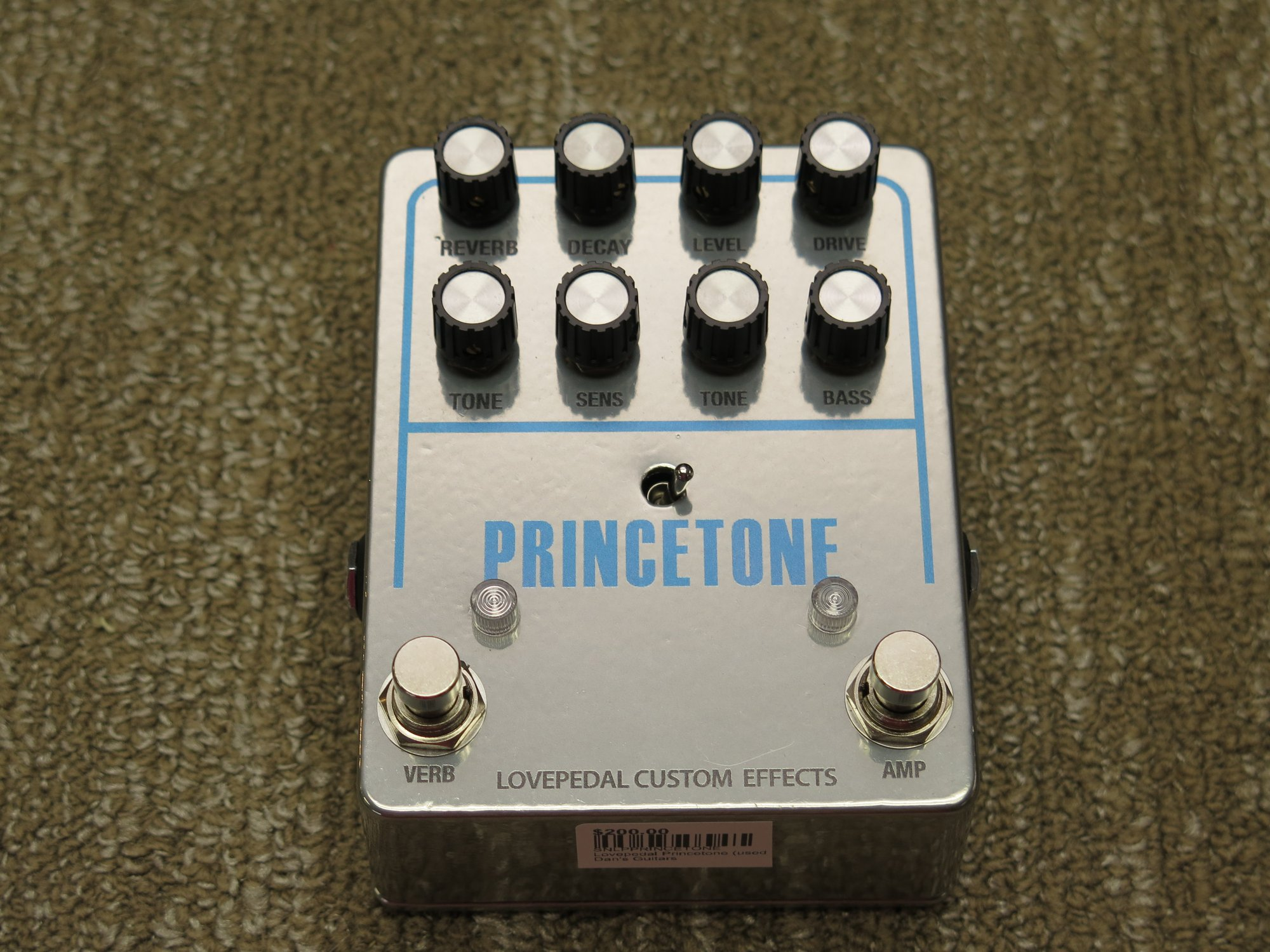 Lovepedal Princetone (used)