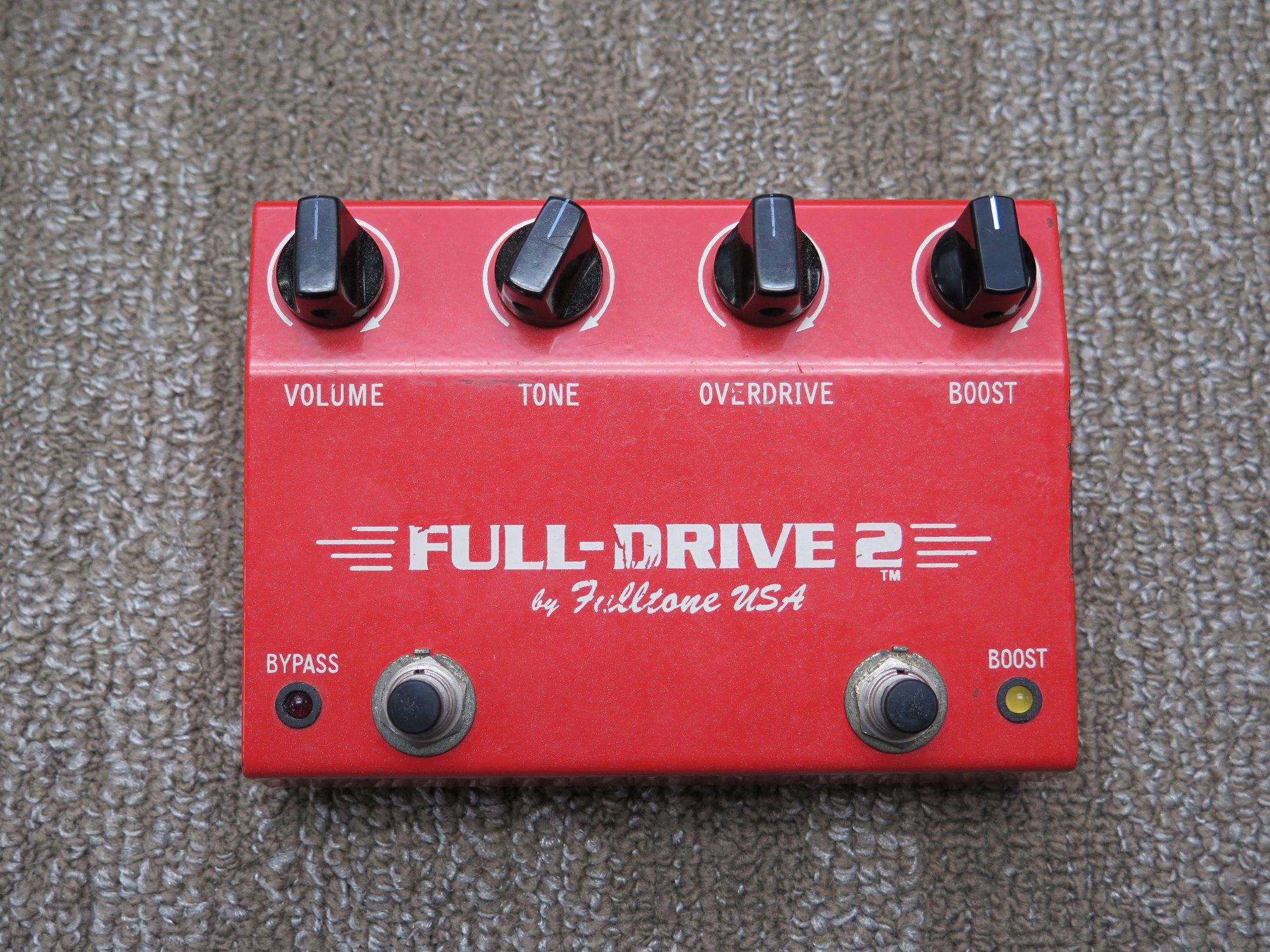 Fulltone Full-Drive 2 (90's) (Used)