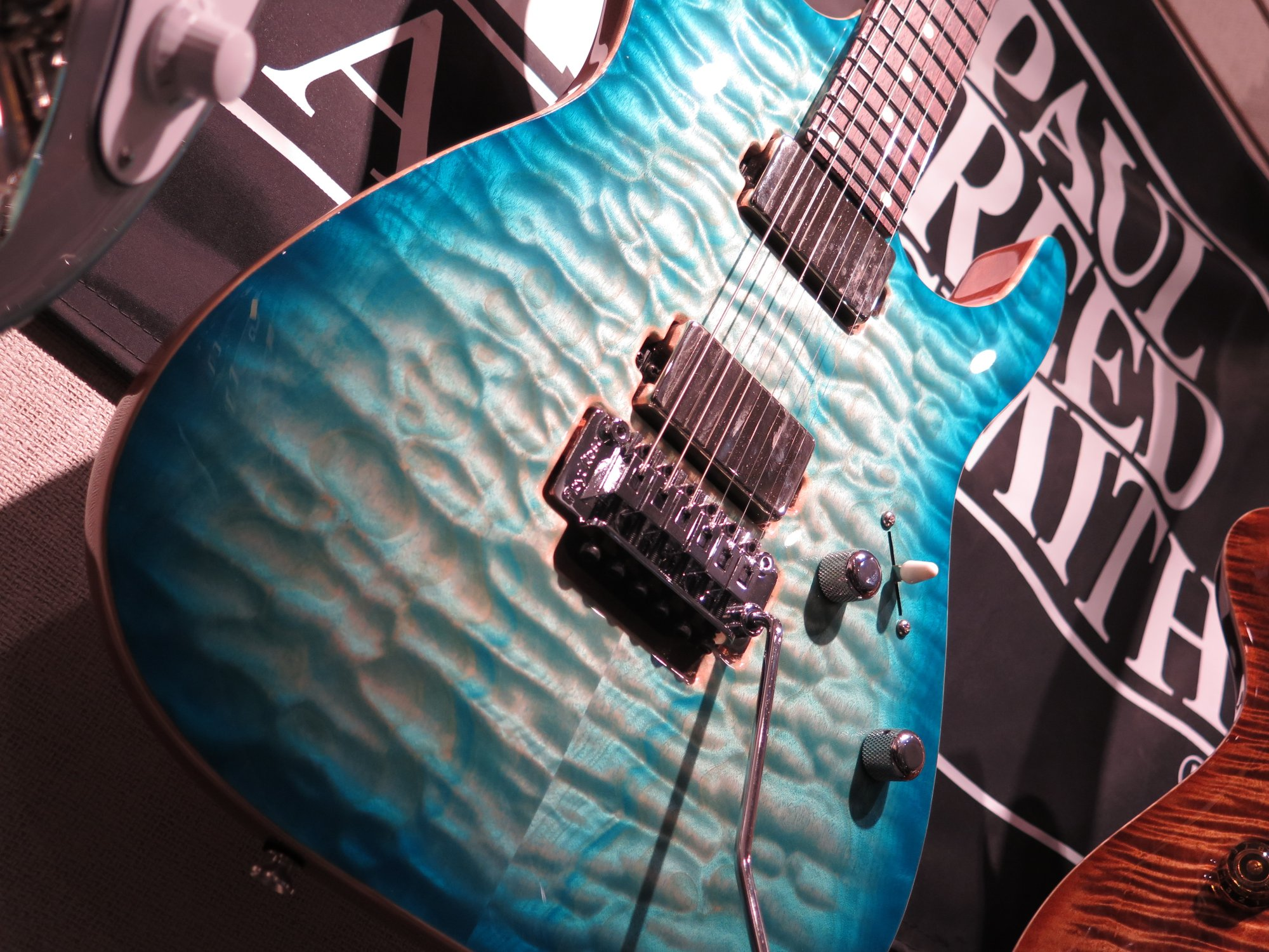 Tom Anderson Angel - Natural Bora Burst