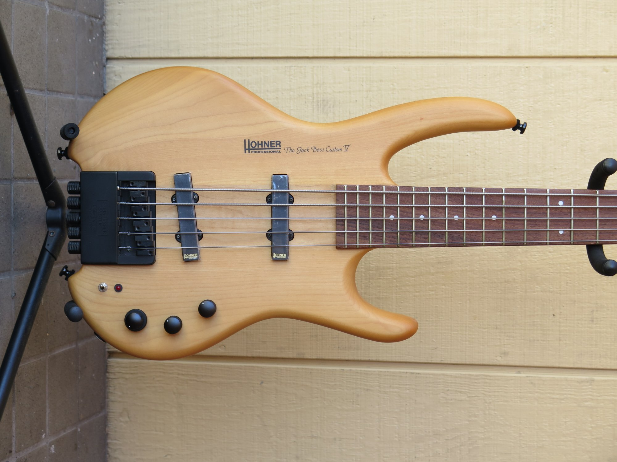 Hohner The Jack Bass Custom V (Used)
