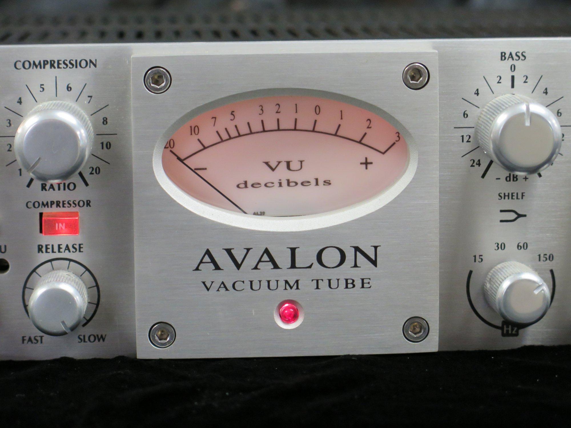 Avalon Vt 737sp (Used)