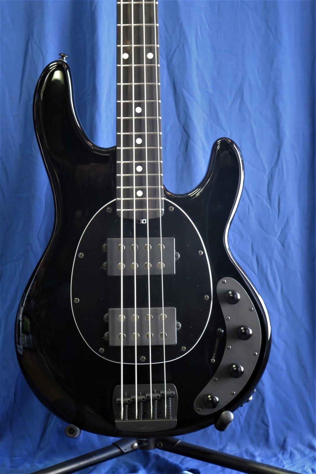 Ernie Ball Music Man StingRay HH Special - Black