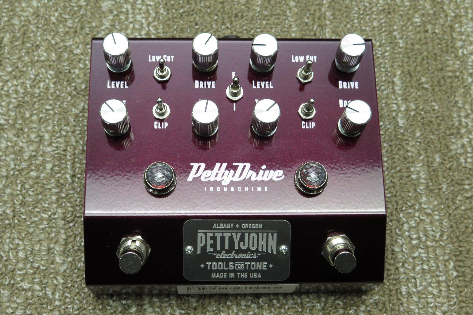 PettyJohn Petty Drive (Used)